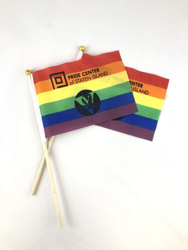 Custom Rainbow Flag